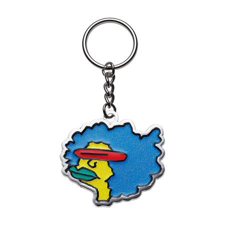 Gonz Ramm Keychain (Blue)