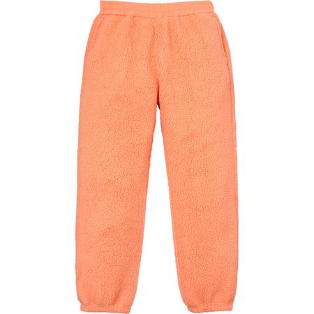 Polartec® Deep Pile Pant (Peach)