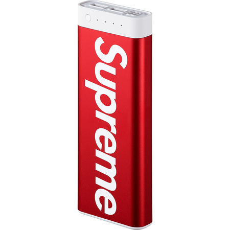 Supreme®/mophie® encore 20k (Red)