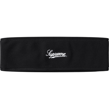Polartec® Logo Headband (Black)
