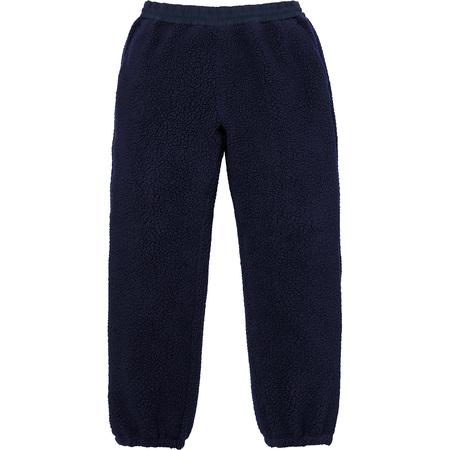 Polartec® Deep Pile Pant (Navy)