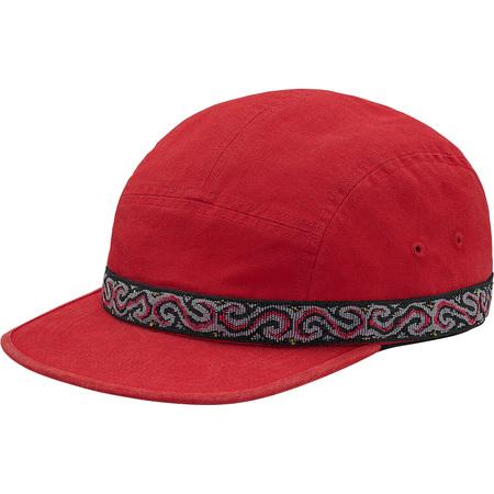 Wildlife Taping Camp Cap (Red)