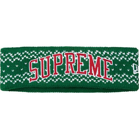 New Era® Arc Logo Headband (Green)