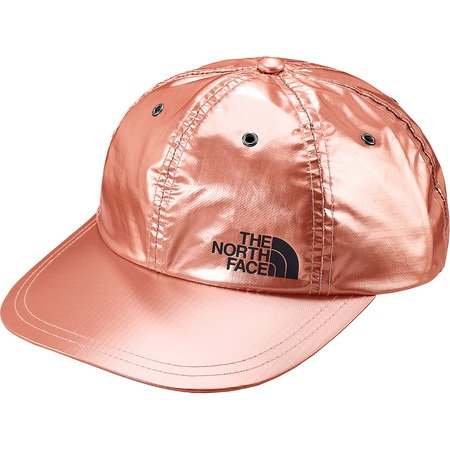 Supreme®/The North Face® Metallic 6-Panel (Rose Gold)