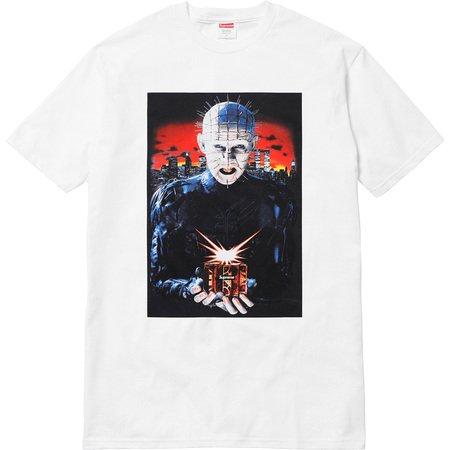 Supreme/Hellraiser Hell on Earth Tee (White)