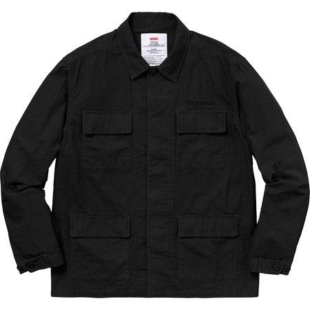 Supreme/Hellraiser BDU Shirt (Black)