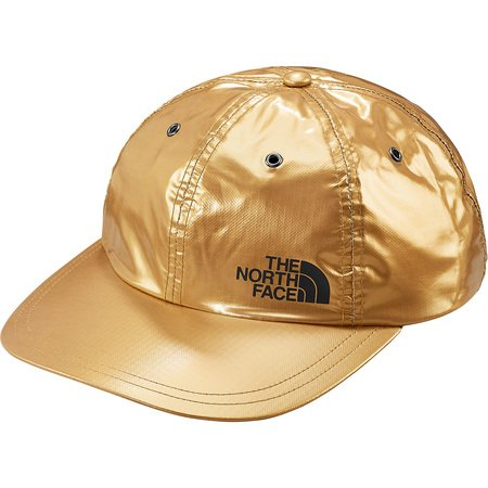 Supreme®/The North Face® Metallic 6-Panel (Gold)