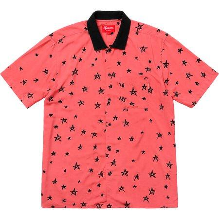 Devil Rayon Shirt (Coral)