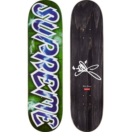 Lee Logo Skateboard (Blue)