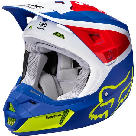 Supreme®/Fox Racing® V2 Helmet (Multicolor)