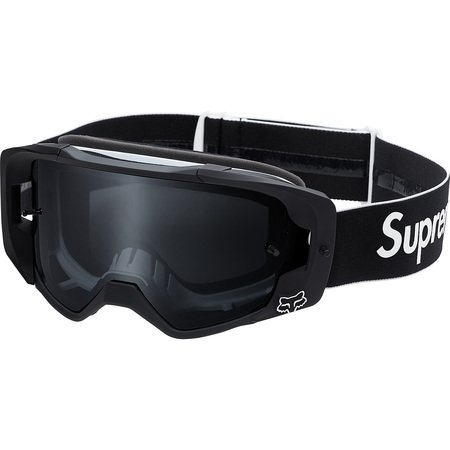 Supreme®/Fox Racing® VUE® Goggles (Black)