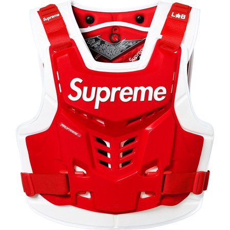 Supreme®/Fox Racing® Proframe Roost Deflector Vest (Red)