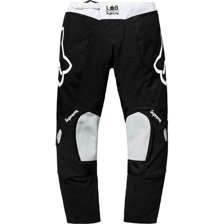 Supreme®/Fox Racing® Moto Pant (Black)