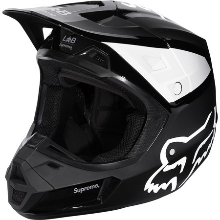 Supreme®/Fox Racing® V2 Helmet (Black)