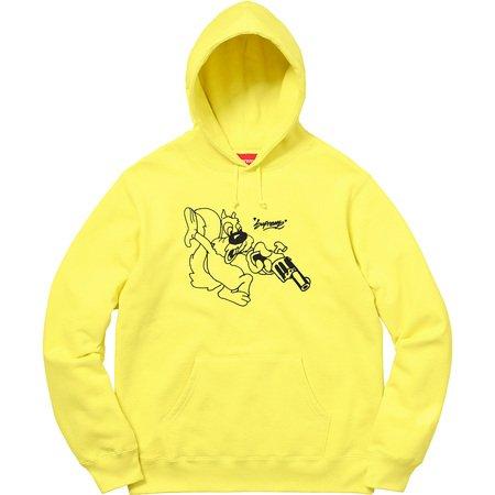 Lee Hooded Sweatshirt (Lemon)