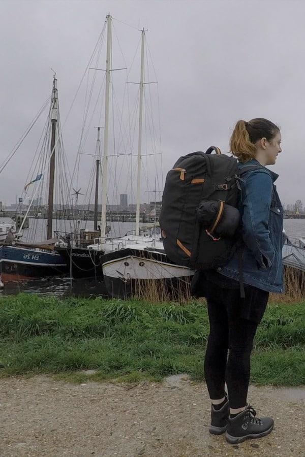 Video: Aldeburgh to Amsterdam!