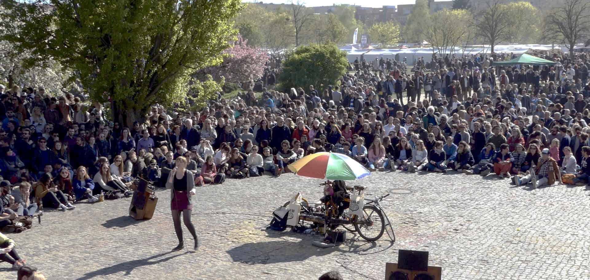 Karaoke Berling Mauerpark