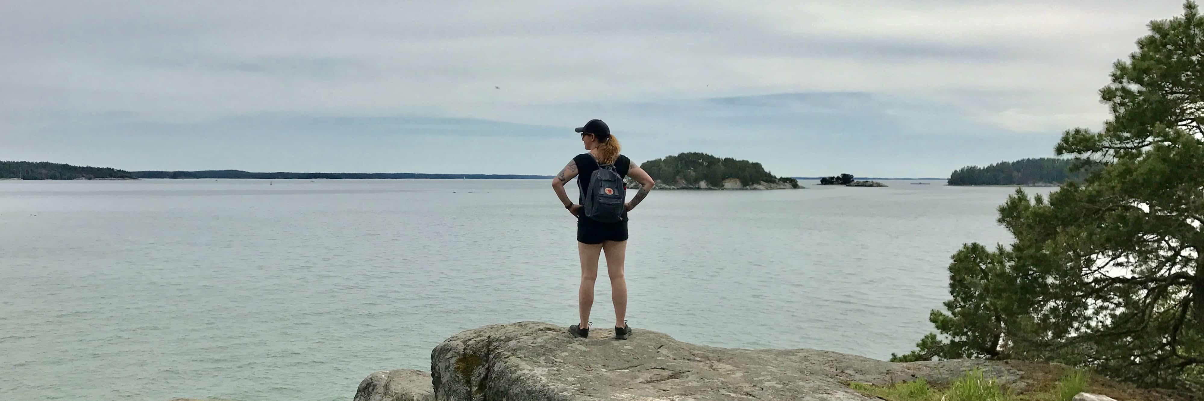 Hannah betternotstop Week Fourteen Roundup Vepsa Turku Finland