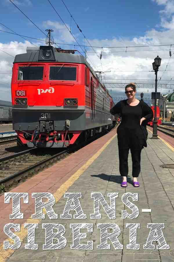 Week Sixteen Roundup: Trans-Siberia