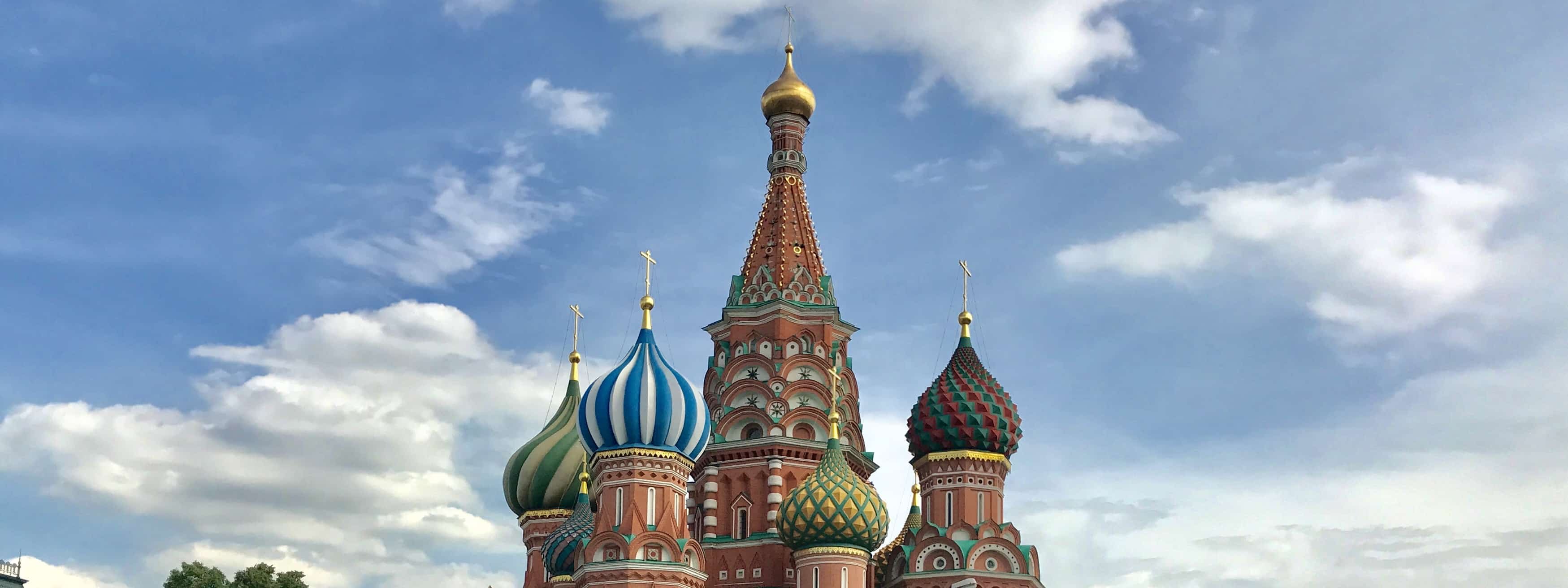 Moscow Basil's Cathedral Russia betternotstop