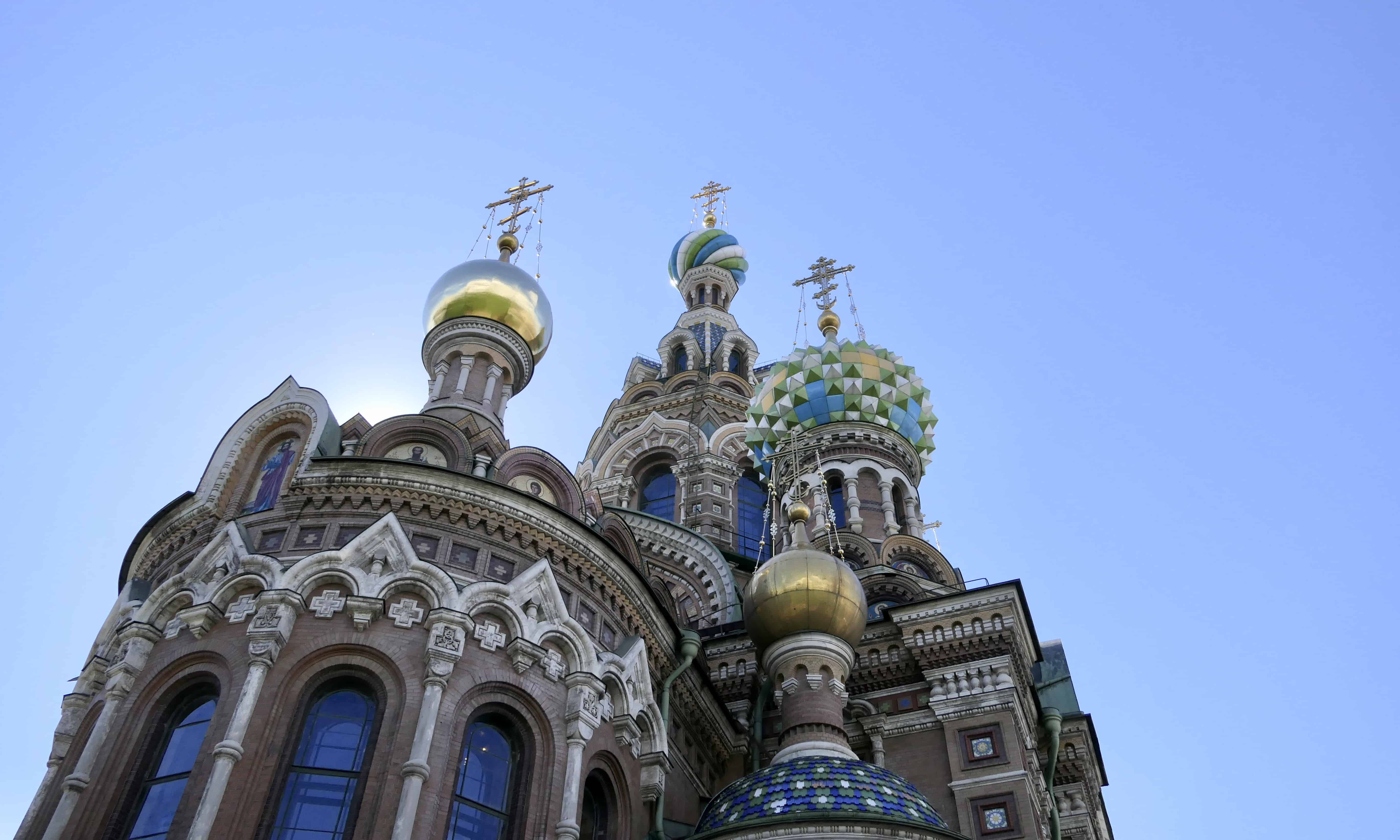Cathedral of the Spilled Blood Saint Petersburg betternotstop Road to Happiness