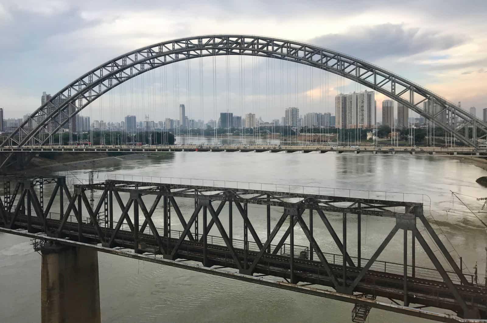 NAnning China River Bridge betternotstop