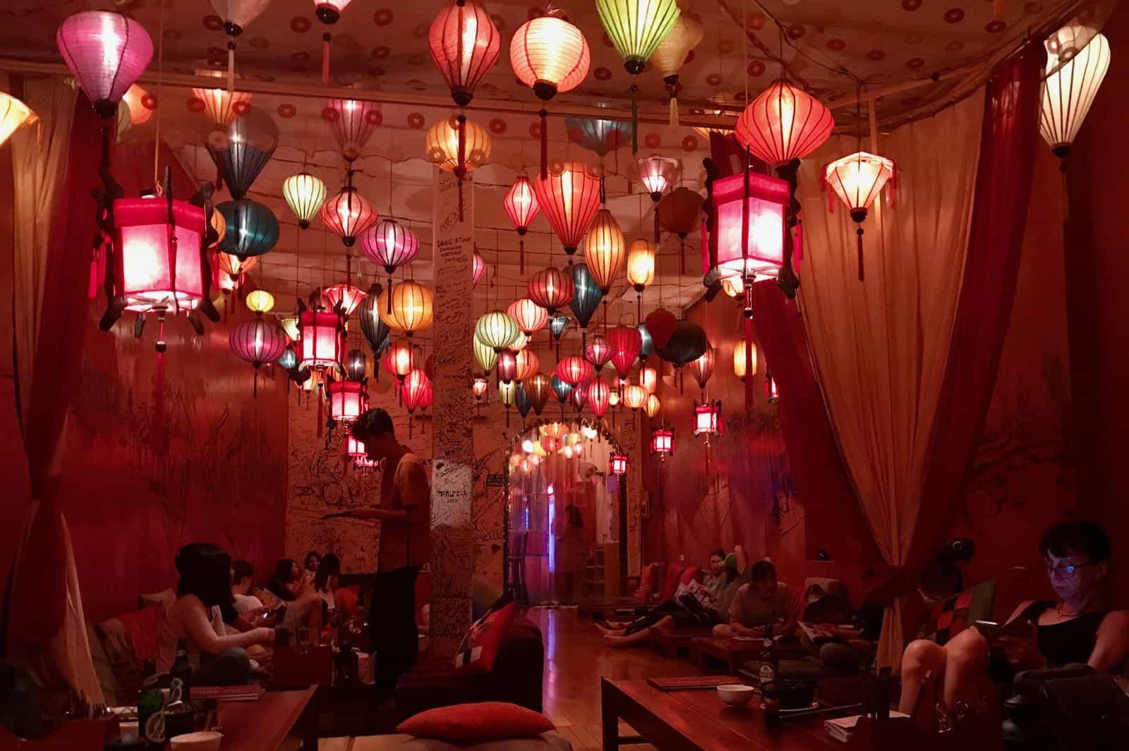 Lantern Lounge Hanoi Vietnam betternotstop