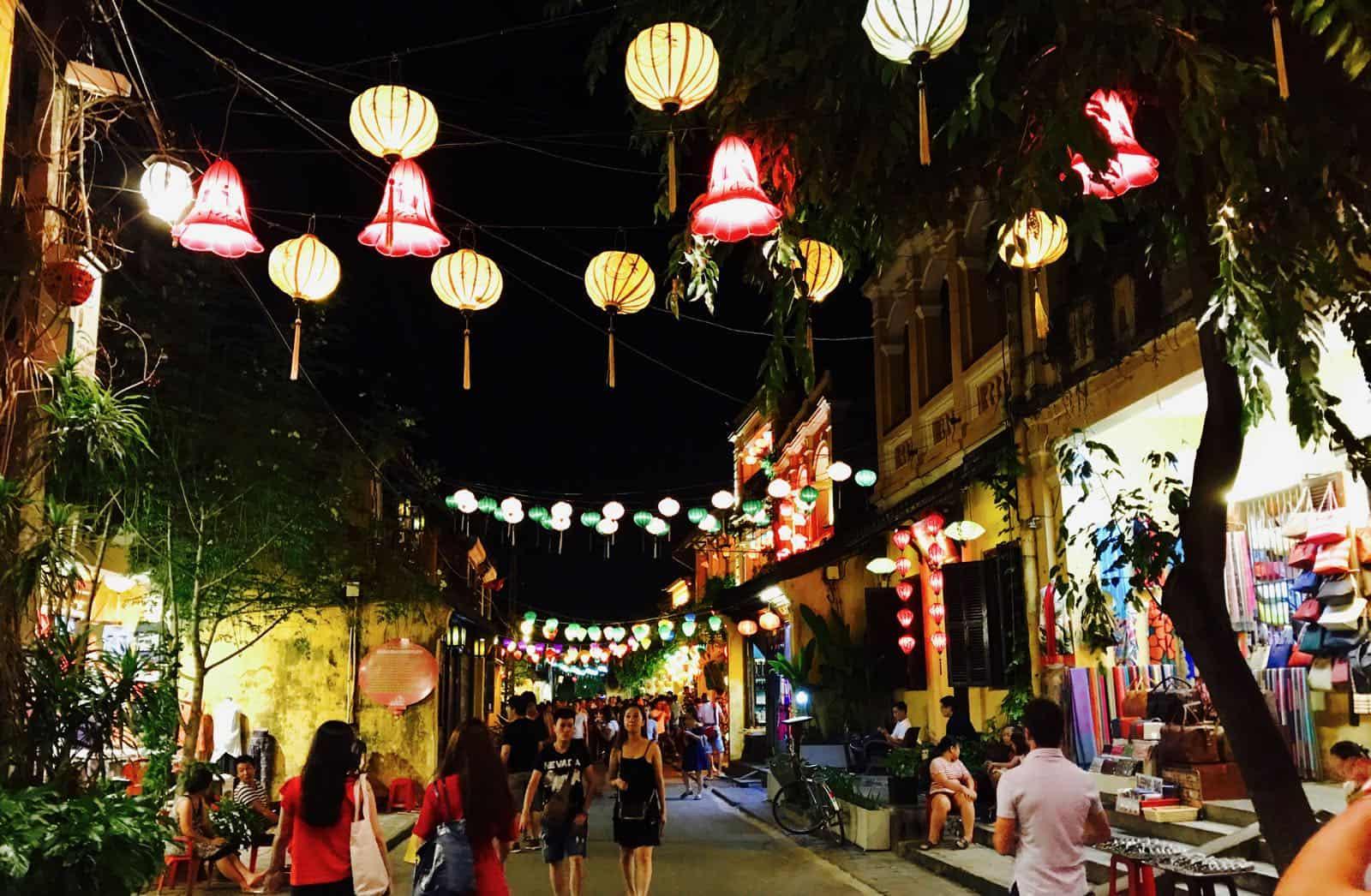 Hoi An Streets Vietnam betternotstop
