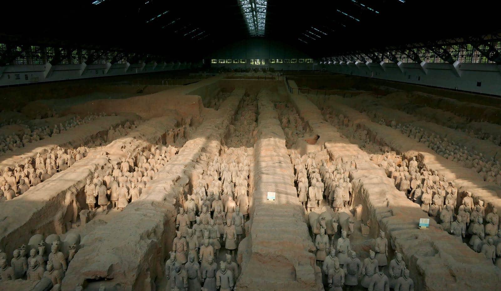 Terracotta Army Xi'an China betternotstop