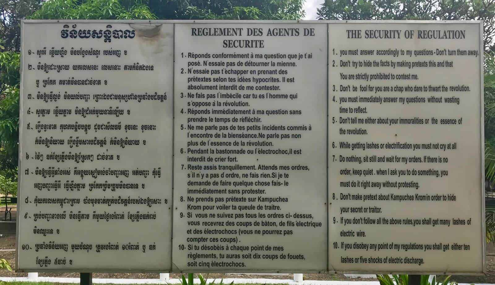 Cambodia Phnom Penh betternotstop genocide