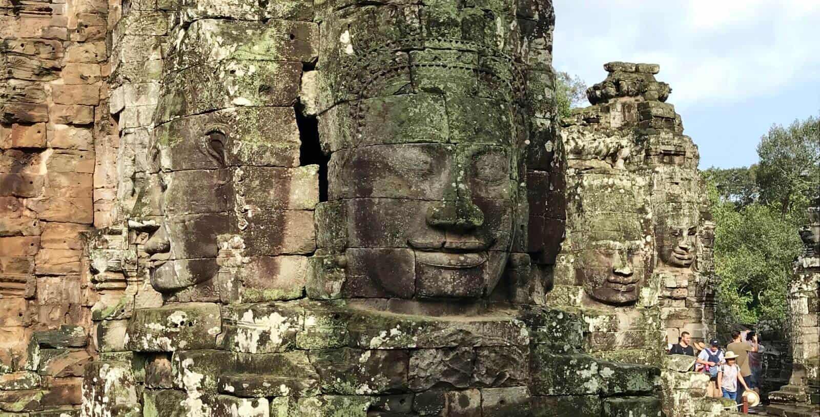 Angkor Thom Cambodia betternotstop temples