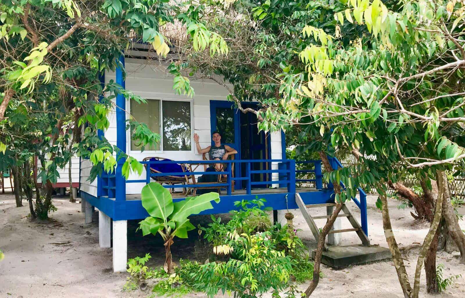 Natural Island Resort Koh Rong Sanloem Cambodia Phil betternotstop
