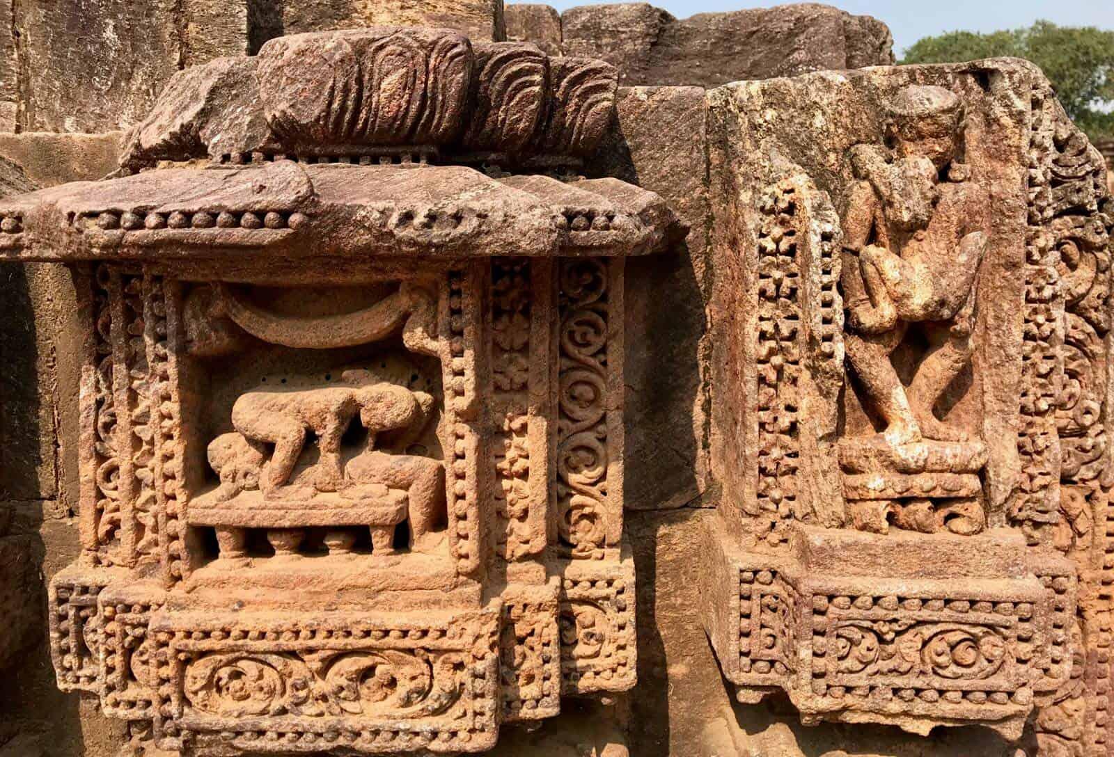 Sun Temple sex carvings opdisha betternotstop