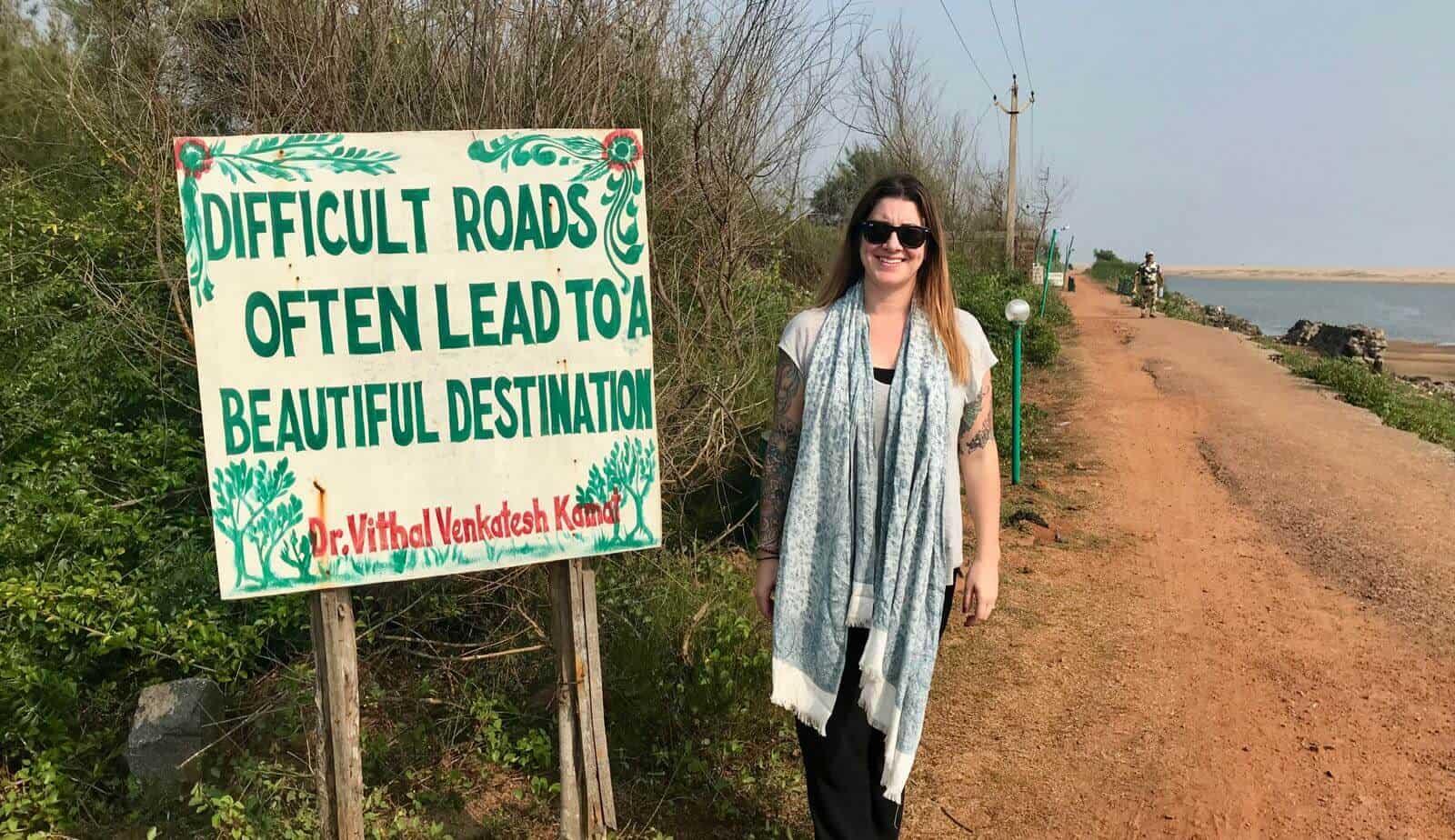 Hannah India wisdom betternotstop Odisha