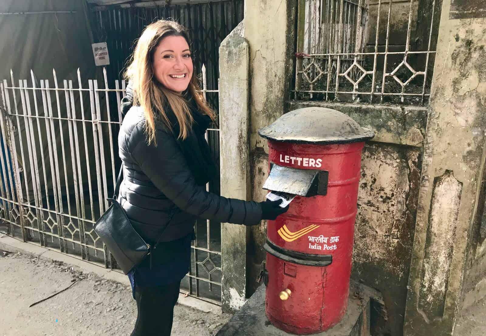 Imperial past Hannah betternotstop postcards letters home