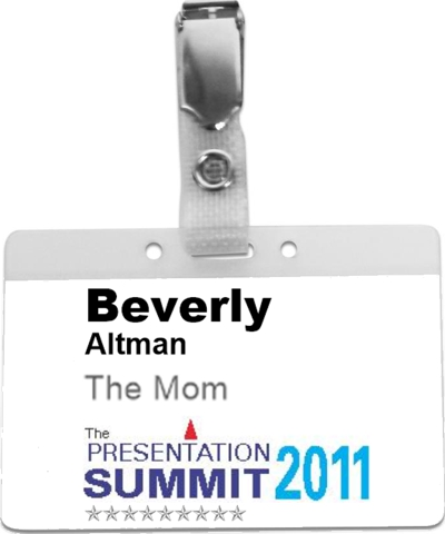Mom's Badge