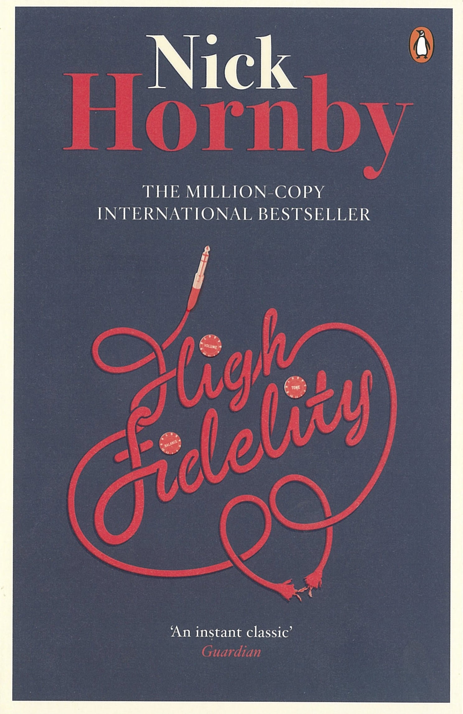 Image result for nick hornby's high fidelity