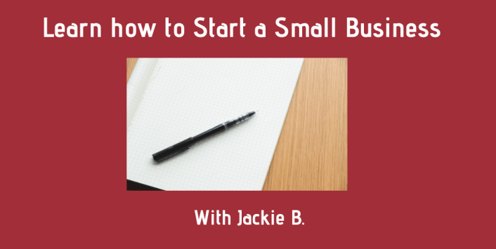 start small business pic of pen and paper