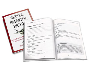 Better, Smarter, Richer - the book