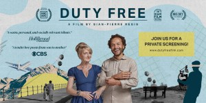You are invited to a private screening of DUTY FREE, a documentary about ageism and older workers, June 30, 2pm - 4pm.