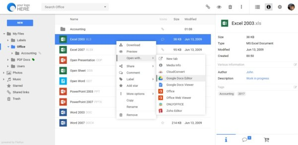 5 Web-Based File Managers for Easier File Access – Better ...