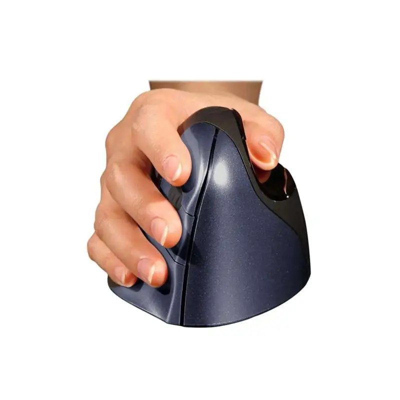 souris ergonomique verticale evoluent 4 sans fil