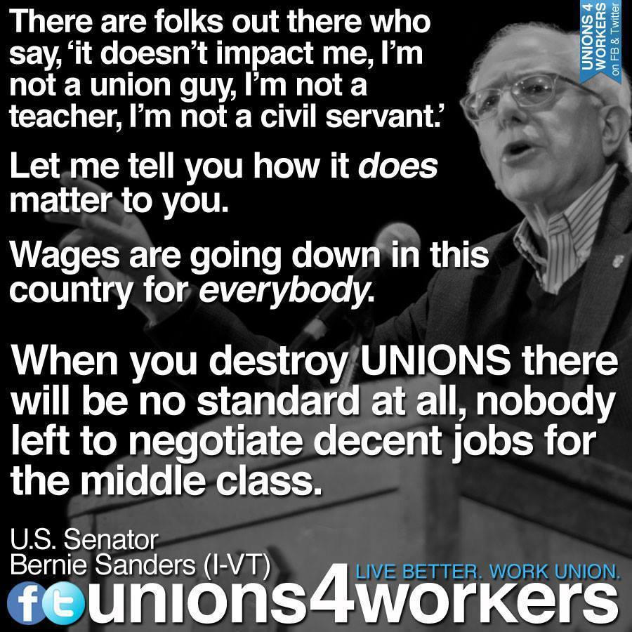 Union Quotes And Sayings