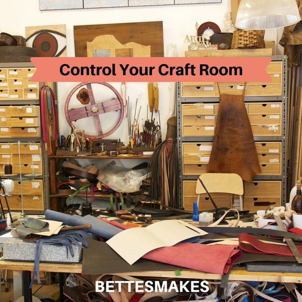 Control Your Craft Room