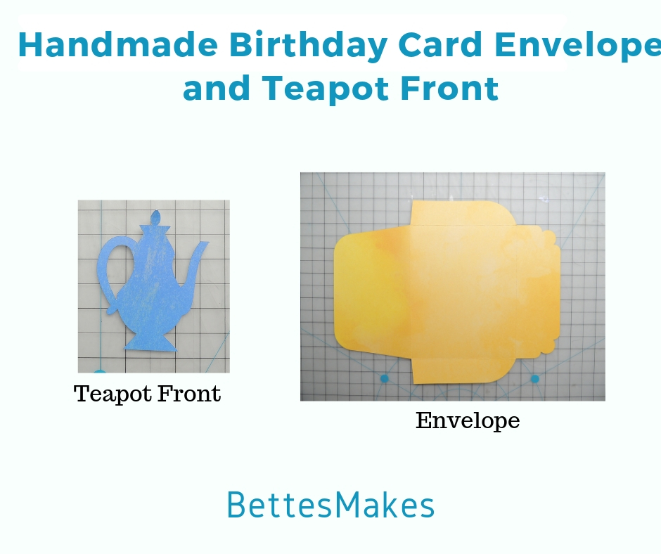 Envelope and Teapot Front