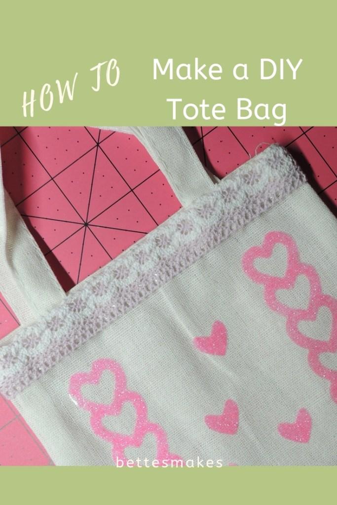 How to Make a DIY Tote Bag