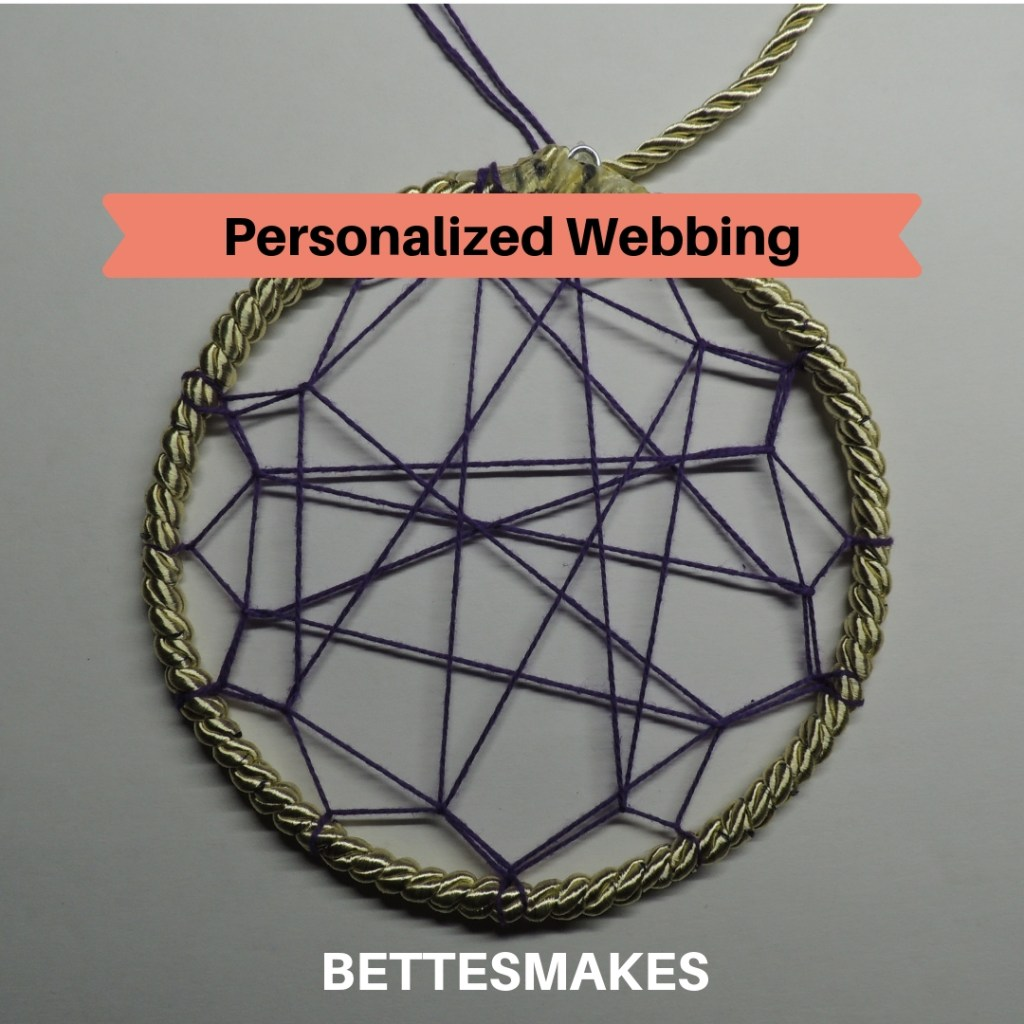 Personalized Webbing