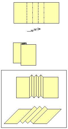 Pleat Folds