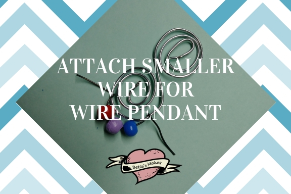Attach Smaller Wire