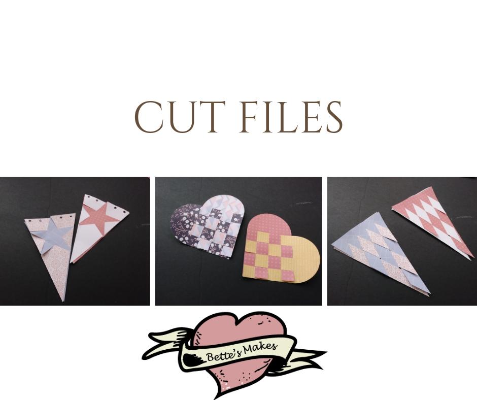 Cut Files for DIY Paper Weaving Art